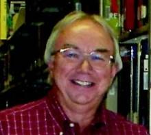 Doug Lehman, Library Director