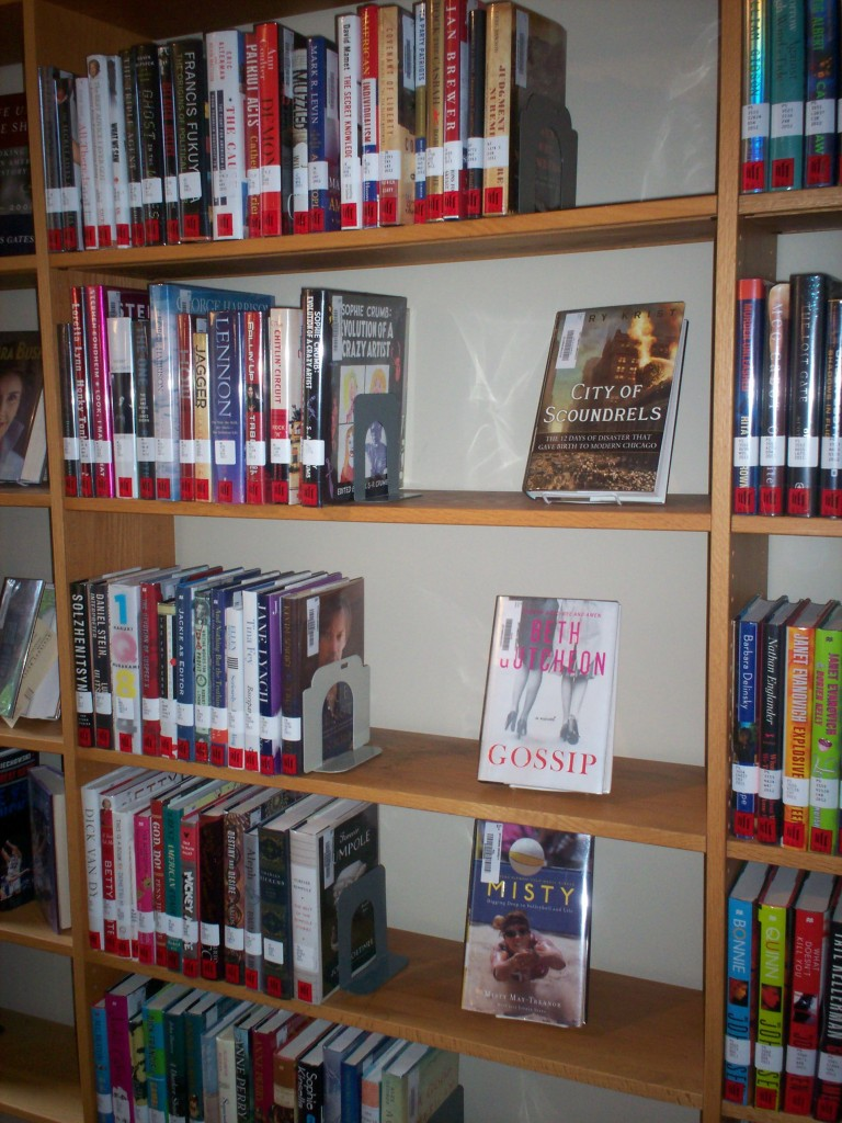 Thomas Library's Leisure Reading Collection