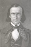 Dr. Samuel Sprecher, President of Wittenberg College from 1849 to1874.